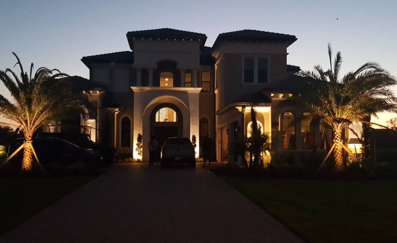 Elegant Custom Images How Much Is My Outdoor Lighting Going To Cost