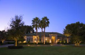 Outdoor Home Lighting in Orlando, Florida