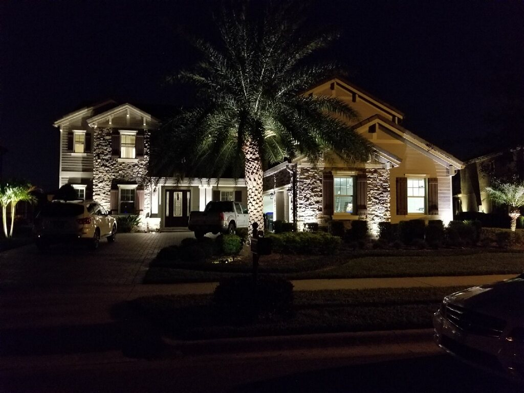 Elegant Custom Images How Much Does Landscape Lighting Installation Cost