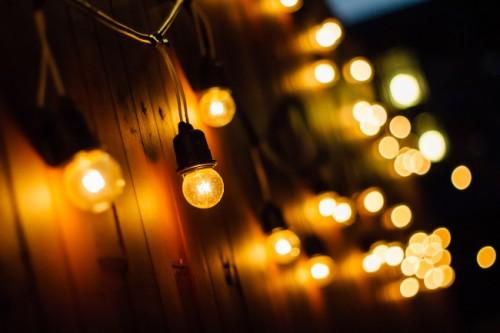 Decorative Lights in Orlando, Florida