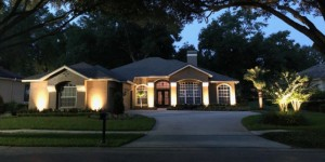 Outdoor Landscape Lighting in Windermere, Florida