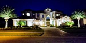 Landscape Lighting Design in Windermere, Florida